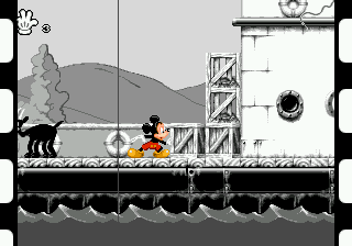 Mickey Mania - The Timeless Adventures of Mickey Mouse Screenshot 2